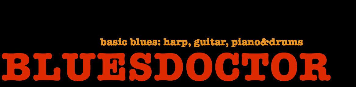 BLUESDOCTOR – Blues aus Giessen