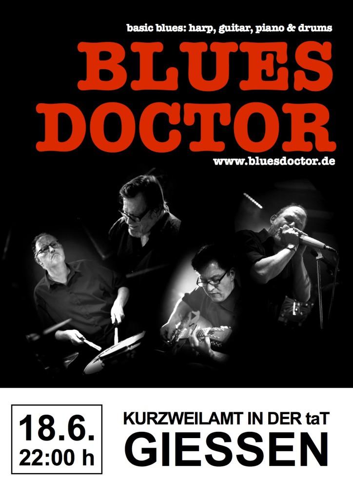 Plakat Bluesdoctorbdm3